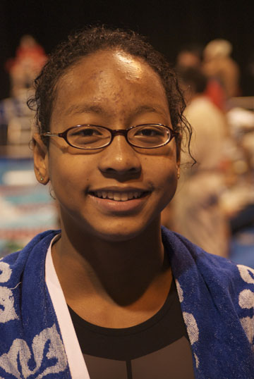 Lia Neal, Age Group champion